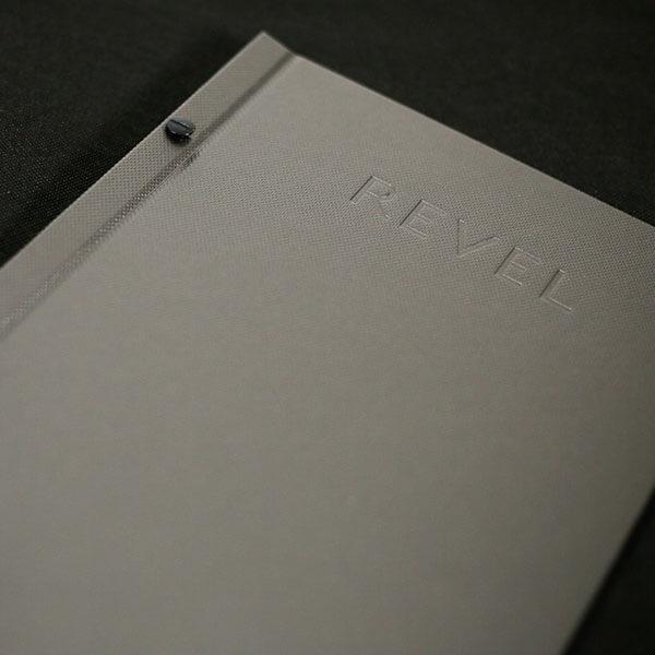 nb-book-binding-revel-screw-post-custom-menu-holder-detail