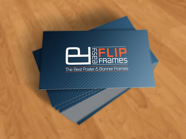 easy flip frames branding design g7 studios