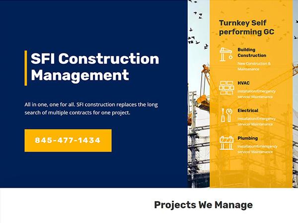 sfi construction pro contact
