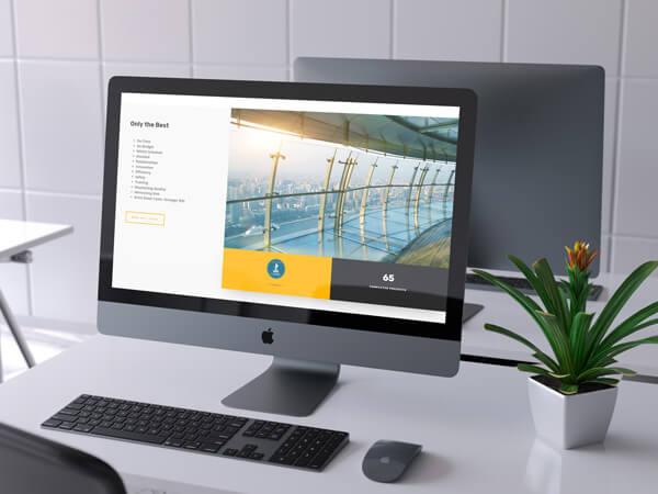 sfi construction web site design g7 studios