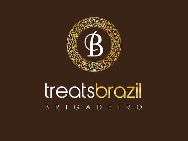 treats brazil logo design g7 studios